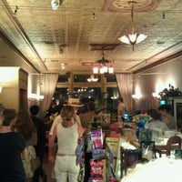 Photo taken at Crazy Wisdom Bookstore & Tea Room by Christopher S. on 9/4/2011