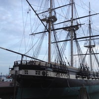 Photo taken at USS Constellation by Jill V. on 3/17/2012