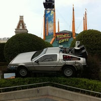 Photo taken at Back To The Future - The Ride by 小林 弘. on 8/1/2011
