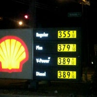 Photo taken at Shell by Shon W. on 2/26/2012