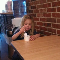 Photo taken at Glacier Homemade Ice Cream by Marion S. on 1/2/2012