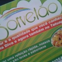 Foto tirada no(a) Sorvetão por Thaina S. em 9/4/2012