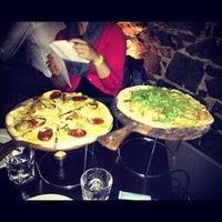 Photo taken at Bluestone Restaurant & Bar by Daphne L. on 7/26/2012