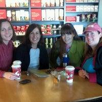 Photo taken at Starbucks by Mitzi L. on 12/2/2011