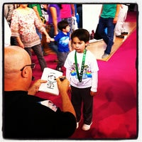 Photo taken at Feria del Libro by GUTi ™. on 11/13/2011