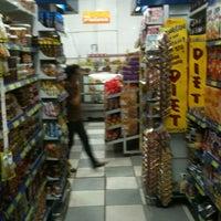 Photo taken at Supermercado Santa Terezinha by Marcelo A. on 5/31/2012