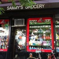 Photo taken at Sammy's Grocery by Andres S. on 9/14/2011