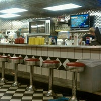 Photo taken at Rockin' Comet Diner by David A. on 9/13/2011
