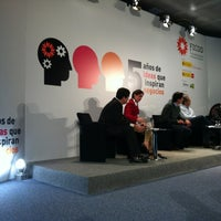 Photo taken at FICOD 2011 by Carlos M. on 11/23/2011