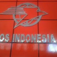 Photo taken at Kantor Pos Gorontalo 96100 by Syahronald P. on 8/30/2012