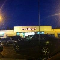 Photo taken at Fred Meyer by Luke S. on 4/13/2012