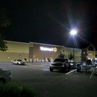 Photo taken at Walmart Supercenter by Jacob B. on 8/6/2012