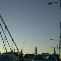 Photo taken at North Ave. Bridge by Miss V. on 12/29/2011