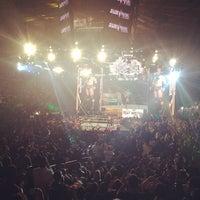 Das Foto wurde bei Delta Sky360 at Madison Square Garden von Justin B. am 11/21/2011 aufgenommen