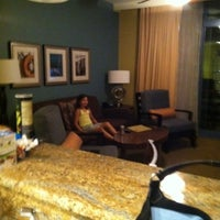 Photo taken at Wyndham Vacation Resorts at National Harbor by Jamie T. on 8/1/2011