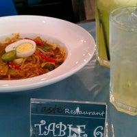 Photo taken at Taste Restaurant by FiDa H. on 11/3/2011