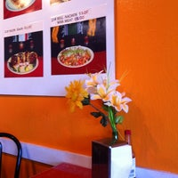 Photo taken at Garcia's Taqueria by Shan L. on 10/8/2011