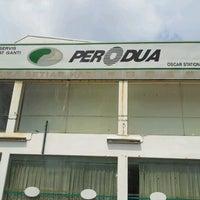 Снимок сделан в Pusat Servis Perodua Taman Universiti пользователем Faisal A. 8/15/2012