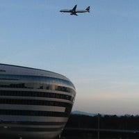 Photo taken at Hilton Frankfurt Airport by Adulkate C. on 4/2/2012