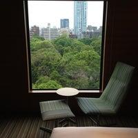 Photo taken at Hyatt Regency Tokyo by Sheep on 4/29/2012