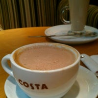 Photo taken at Costa Coffee by Emily W. on 8/17/2011