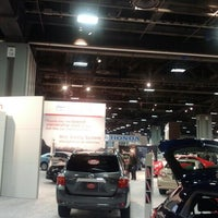 Photo taken at Washington D.C. Auto Show by Phi D. on 1/27/2012