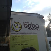 Photo taken at The Boba Truck by James W. on 6/14/2012