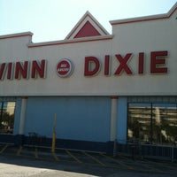 Photo taken at Winn-Dixie by Mary J. on 3/5/2012