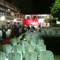 Photo taken at Faculdades INTA by Naziane B. on 10/11/2011