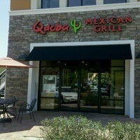 Photo taken at Qdoba Mexican Grill by Wesley B. on 5/19/2011
