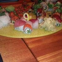 4/1/2012 tarihinde Diana B.ziyaretçi tarafından Rick Moonen RM Seafood'de çekilen fotoğraf