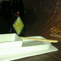 Photo taken at Moira Sushi Bar & Kitchen by Anthony L. on 3/24/2012