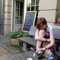 Das Foto wurde bei Café KieselStein von Alfredo L. am 8/25/2012 aufgenommen