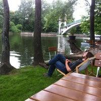 Foto tirada no(a) Inselgarten por Gillian H. em 6/7/2012