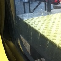 Photo taken at MBTA Attleboro Station by Paula A. on 5/1/2012