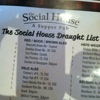 Photo taken at The Social House by Erin on 7/26/2012