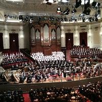 Das Foto wurde bei Het Concertgebouw von Jacob v. am 3/4/2011 aufgenommen
