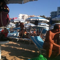 Photo taken at Lido Mistral by Mario G. on 8/14/2011
