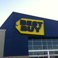 Photo taken at Best Buy by Liz on 1/7/2012