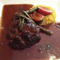 Photo taken at Restaurante l'Arumí by Gerard F. on 1/29/2012