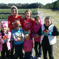 Photo taken at Pappy's Strawberry Patch by Buffy B. on 1/3/2012