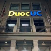9/7/2012 tarihinde Cristian S.ziyaretçi tarafından Duoc UC'de çekilen fotoğraf