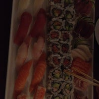 Photo taken at Sushi Tango by A. D. on 1/29/2012
