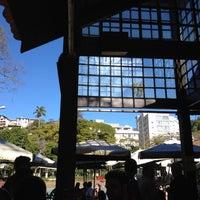 Photo taken at Rink Marowil Bar e Restaurante by Fernando M. on 8/25/2012