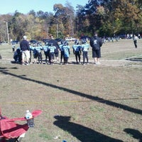 Photo taken at Loopers Field. Panthers Football by Edward C. on 11/5/2011