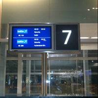 Photo taken at Gate #7 by Siddhartha S. on 12/9/2011
