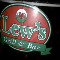 Photo taken at Lew's Grill & Bar by Annie T. on 9/30/2011