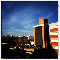 Photo taken at Mercure São Paulo Nações Unidas by Du D' Elboux Jr on 7/14/2012