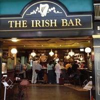 Снимок сделан в The Irish Bar пользователем Irina S. 7/8/2012