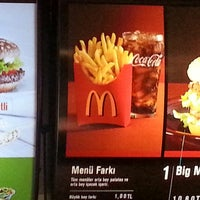 Photo taken at McDonald's by Emre S on 8/5/2012